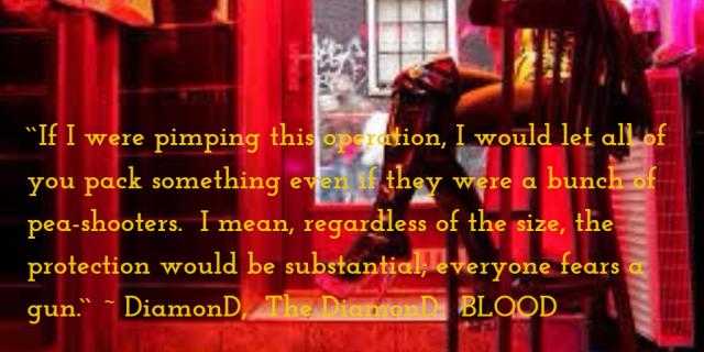The DiamonD BLOOD Ad 3