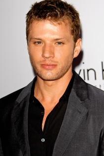 LOS ANGELES, CA - JAN 28: Ryan Phillippe at Calvin Klein Collect